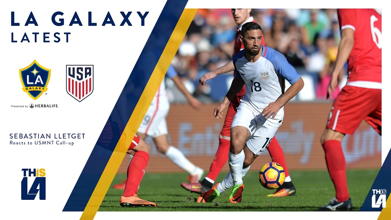 Sebastian Lletget and Jermaine Jones named to U.S. National team for World Cup qualifiers