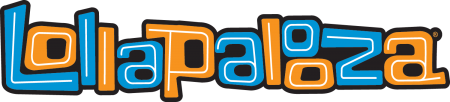 Official Lollapalooza logo.