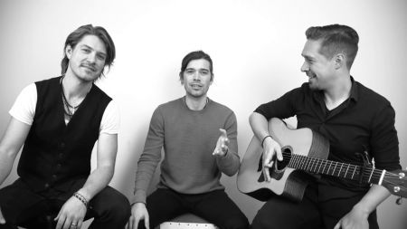 Hanson announce 25th anniversary tour