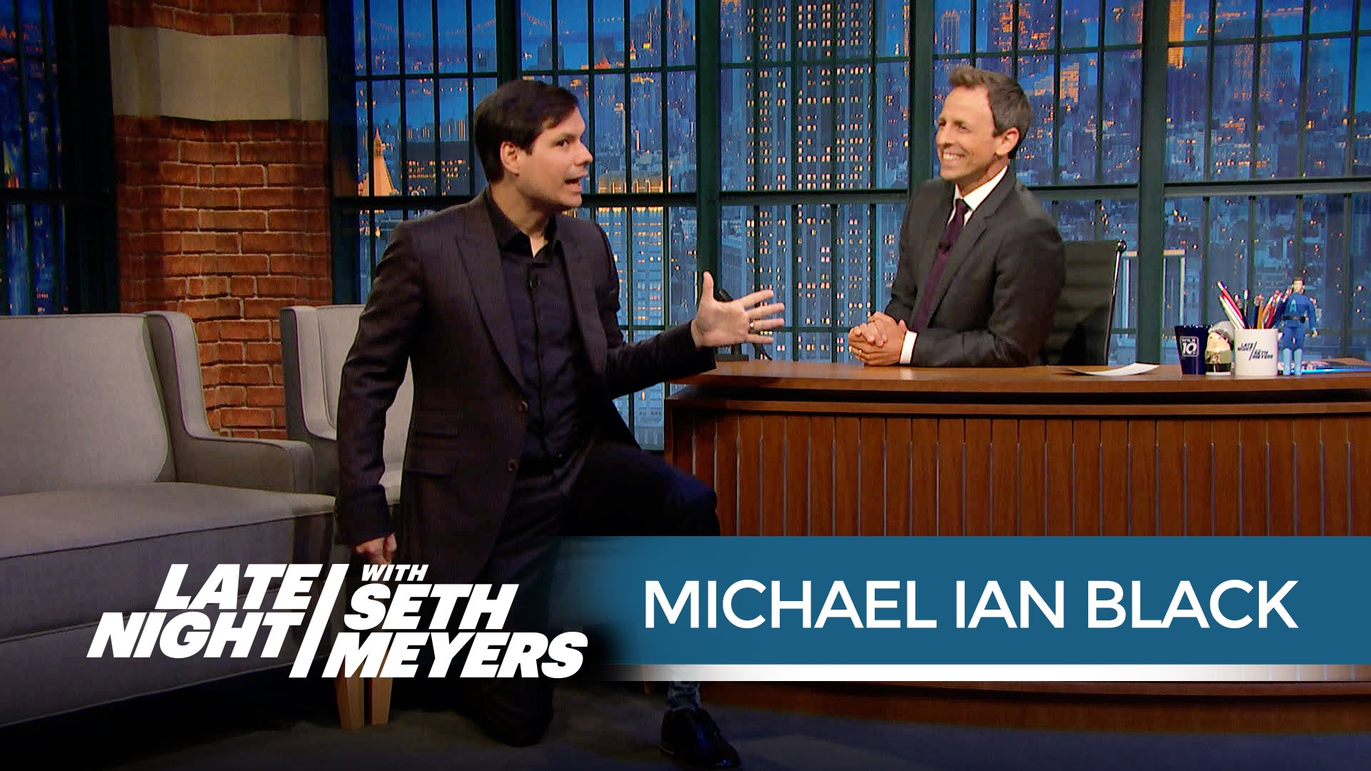 Michael Ian Black announces June 8 show at The Showbox