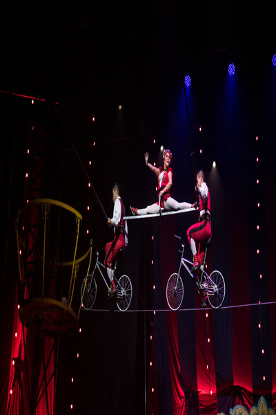 Circus 1903 ends on high note at Fisher Theatre