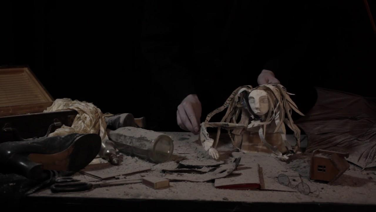 Amanda Palmer & Edward Ka-Spel release first preview of collaborative album