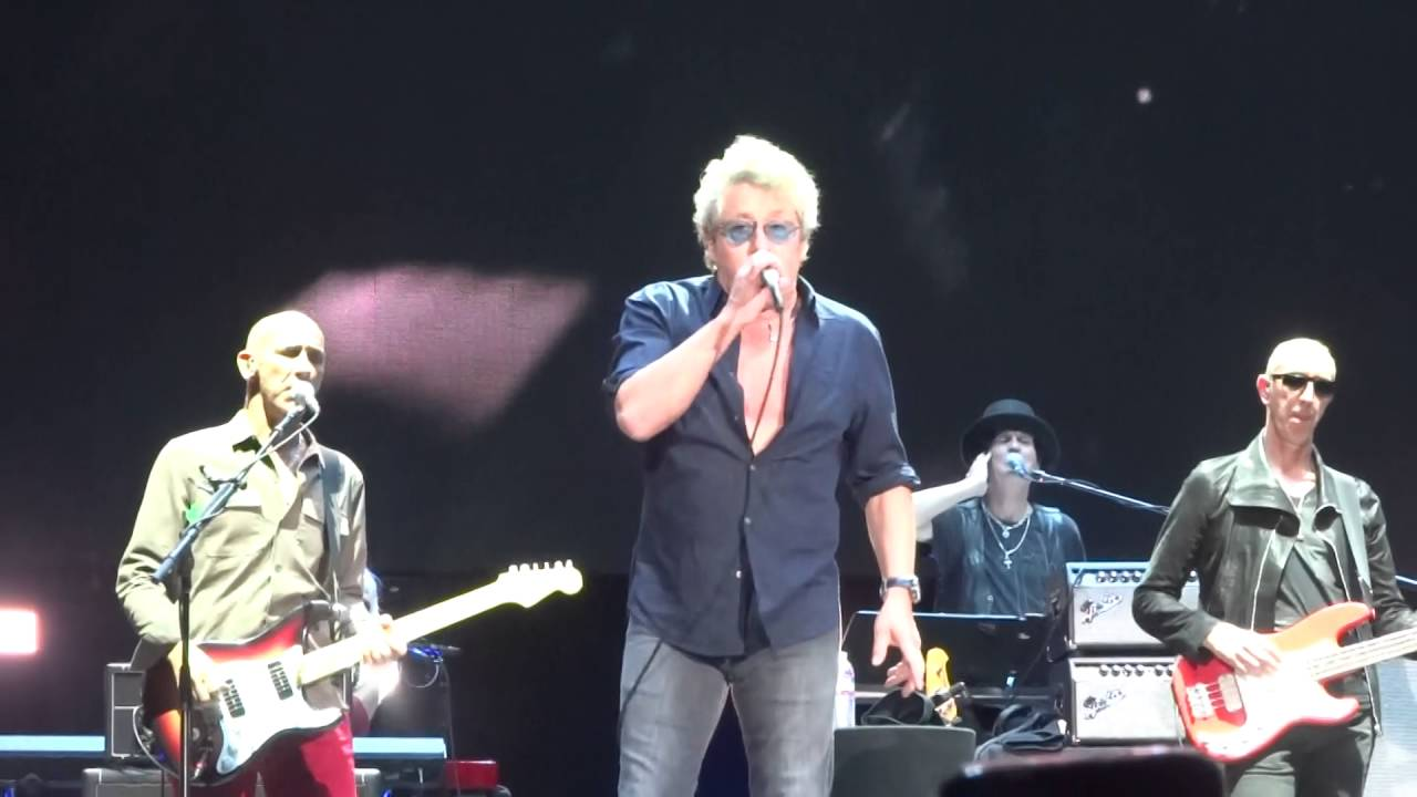 The Who adds new 2017 US summer tour dates