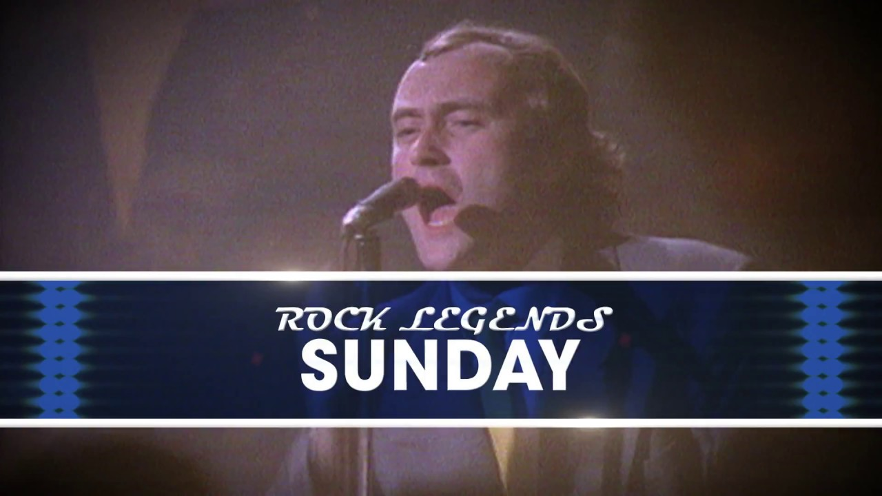 Back-to-back 'Rock Legends' featuring Phil Collins & Radiohead on AXS TV March 26