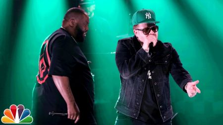 Watch Run The Jewels on 'The Tonight Show' and at Terminal 5