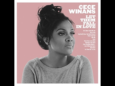 CeCe Winans announces Let Them Fall in Love spring tour