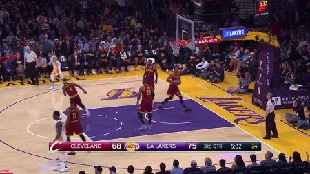 LeBron James praises Lakers rookie Brandon Ingram