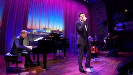 'In Concert' to showcase vocalist Daniel Emmet and pianist Philip Fortenberry at The Smith Center for the Performing Arts