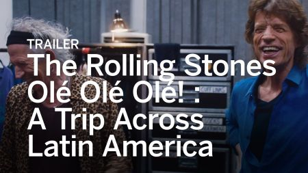 Rolling Stones to release Latin America concert tour documentary on DVD and Blu-ray