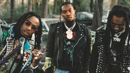 Watch: Migos try out the rock 'n' life in new video for 'What The Price'