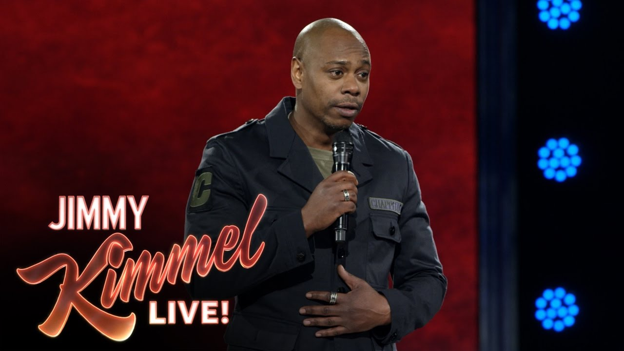 Following the release of two new Netflix specials, Dave Chappelle announces Red Rocks show