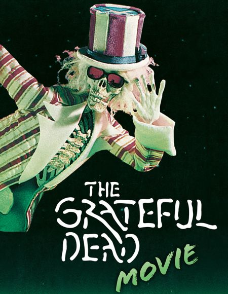 The Grateful Dead Movie will be returning to theaters on 4/20 to celebrate its 40th anniversary.