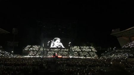 Watch: Adele dedicates emotional 'Make You Feel My Love' performance to London attack victims at New Zealand concert