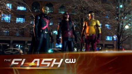 WaterTower Records releases 'The Flash' musical episode album