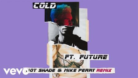 Maroon 5 release Hot Shade & Mike Perry remix of 'Cold'