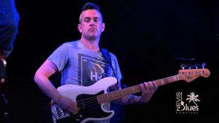 Nevis Blues Festival: Line up of international players includes Simon McBride, Ben Waters