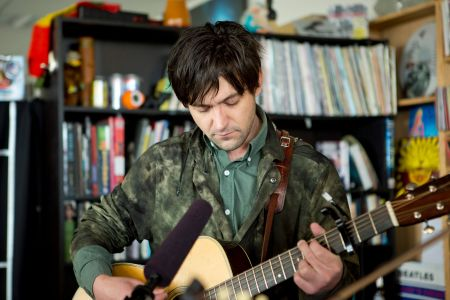 The indie world of Conor Oberst: From recording in his parents' basement to starting his own record labels