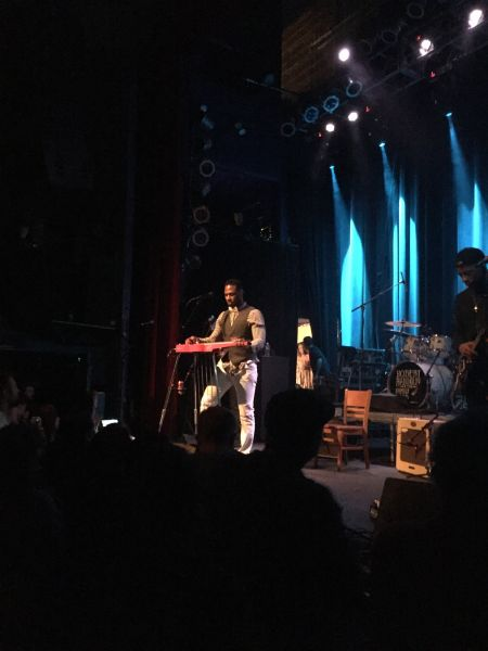 Robert Randolph at the Gothic Theatre March 25, 2017.
