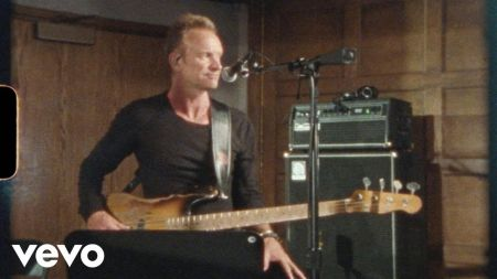 Sting announces new North American dates for '57th & 9th Tour'