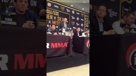 Scott Coker plans to add a female fight to Bellator 180 card