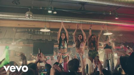 Little Mix's 'No More Sad Songs' feat. Machine Gun Kelly hits big views quickly