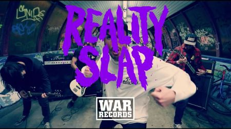 Reality Slap unleashes new video for 'Blaze'