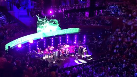 Watch: The Who perform at Royal Albert Hall in London to benefit Teen Cancer Trust