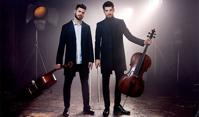 2CELLOS tickets at The Mountain Winery in Saratoga