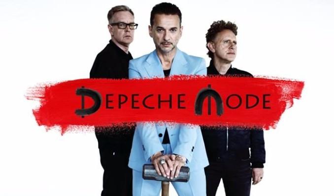 Depeche Mode tickets at Santa Barbara Bowl in Santa Barbara