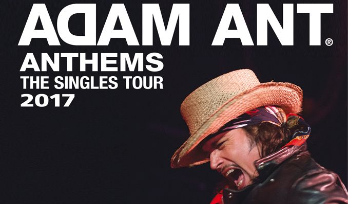 Adam Ant tickets at Beacon Theatre in New York City