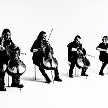 Apocalyptica - Plays Metallica by Four Cellos Tour tickets at The Joint at Hard Rock Hotel & Casino Las Vegas in Las Vegas