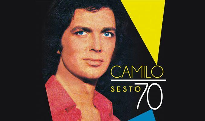 Camilo Sesto tickets at Microsoft Theater in Los Angeles