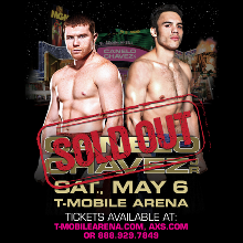 CANELO VS. CHAVEZ JR tickets at T-Mobile Arena in Las Vegas