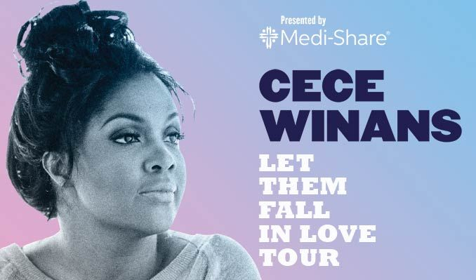 CeCe Winans tickets at Majestic Theatre in Dallas