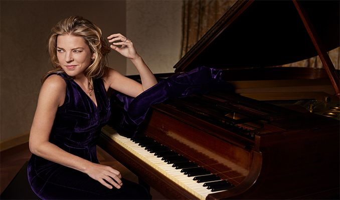Diana Krall tickets at The Mountain Winery in Saratoga