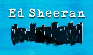 Ed Sheeran tickets at T-Mobile Arena in Las Vegas