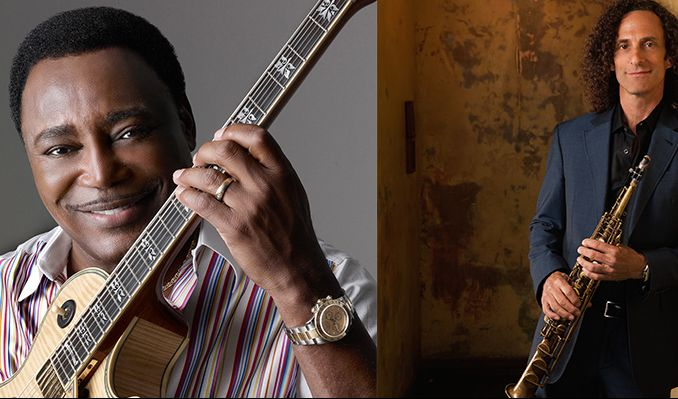George Benson / Kenny G tickets at The Mountain Winery in Saratoga