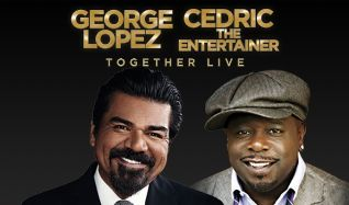 George Lopez & Cedric the Entertainer tickets at Infinite Energy Arena in Duluth