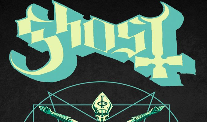 GHOST tickets at The Warfield in San Francisco