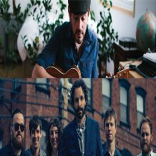 Gregory Alan Isakov / Blind Pilot tickets at The Mountain Winery in Saratoga