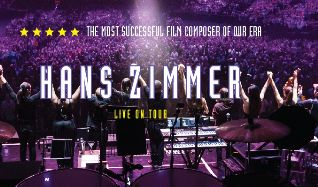 Hans Zimmer Live on Tour tickets at Verizon Theatre at Grand Prairie in Grand Prairie