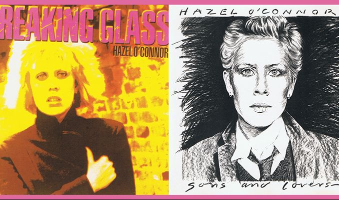 Hazel O'Connor tickets at The Corby Cube, Corby