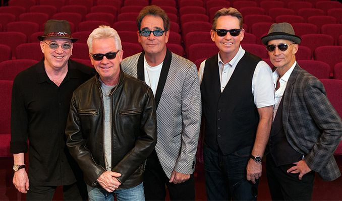 Huey Lewis and the News tickets at The Mountain Winery in Saratoga