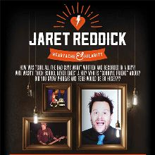 Heartache to Hilarity: Jaret Reddick tickets at Gorilla in Manchester