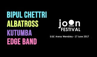 Joon Festival tickets at The SSE Arena, Wembley in London