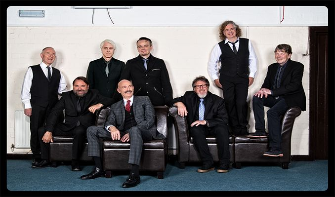 King Crimson tickets at The Mountain Winery in Saratoga