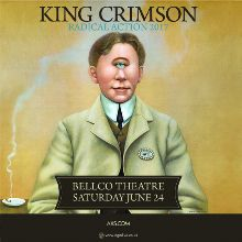 King Crimson tickets at Bellco Theatre in Denver