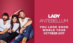 Lady Antebellum tickets at Rabobank Arena, Bakersfield