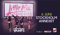 Little Mix tickets at ANNEXET/Stockholm Live in Stockholm