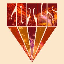 Lotus tickets at Red Rocks Amphitheatre in Morrison